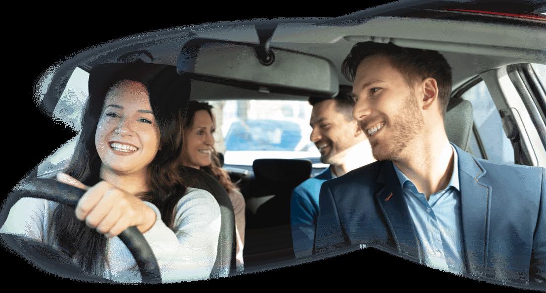 Carpooling als Chance für Ihr Unternehmen